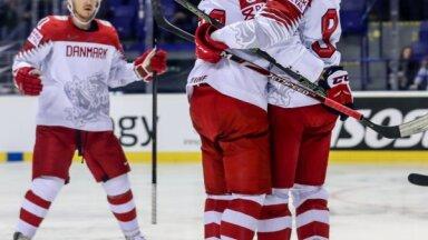 Norvēģijas hokeja izlase pārbaudes spēlē paliek 'sausā' pret Dāniju