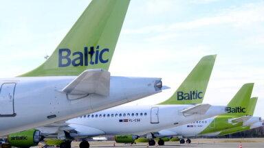 С 6 августа airBaltic начнет летать на остров Родос
