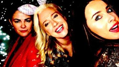 Noklausies! Aktrišu trio 'Saldais' publicē Jaungada vēlējumu 'Tam ir svars'