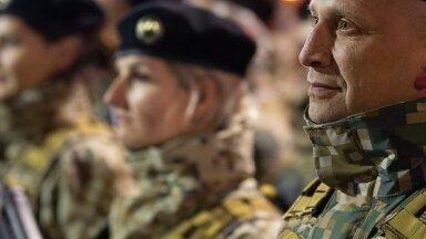 Sargāt latvisko kopš bērnudārza: štāba virsseržants Andris Subačs par ģimeni, dienestu un dzimteni