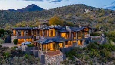 ФОТО, ВИДЕО: Обосновавшийся в России Стивен Сигал продает дом-крепость в Аризоне