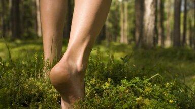 Basām kājām visu vasaru! Ko no tā iegūs tava veselība?