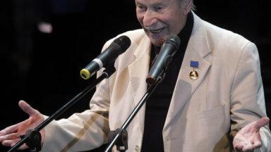 90-летний актер Иван Краско может жениться в пятый раз