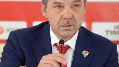 Znaroks tomēr nevadīs Krievijas izlasi