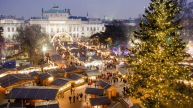 9 прекрасных городов, куда стоит ехать за праздничным настроением Рождества
