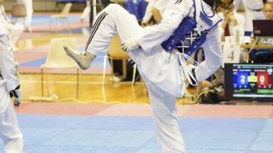 Jolanta Tarvida sīvā cīņā pārvar olimpiskās kvalifikācijas pirmo kārtu
