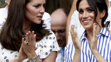 СМИ: Кейт Миддлтон советовала принцу Гарри не жениться на Меган Маркл