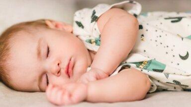Mazulis un miegs. Kad sagaidīt pāreju no trīs uz divām diendusām