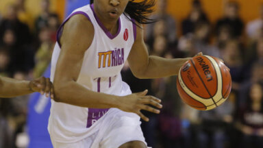 Latvijas pilsonības dēļ atteikt sapnim – WNBA čempione Šeja Pedija