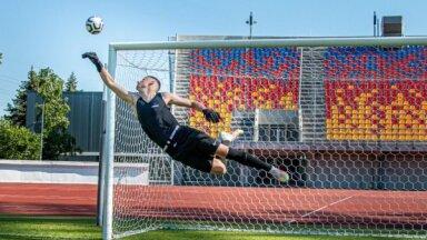 Latvijas aizsargekipējuma ražotājs 'Blindsave' pievēršas futbolam