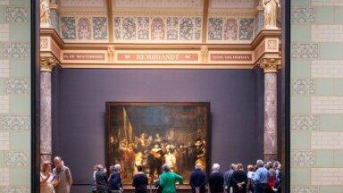 Desmit pasaulslaveni muzeji, kuros virtuāli paviesoties mājsēdes laikā