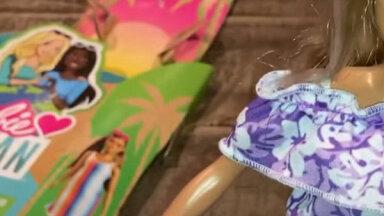 Mattel представила коллекцию Барби из пластика, найденного в океане