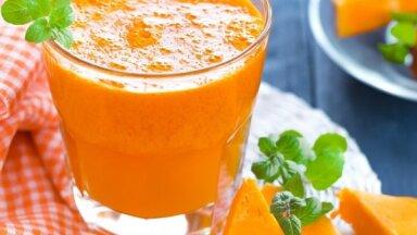 Тыквенный сок: польза и противопоказания