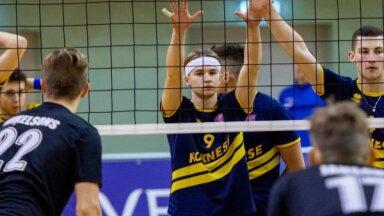 Latvijas Jaunatnes čempionāts volejbolā piedzīvojis pāris izmaiņas