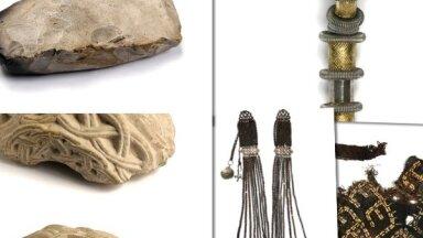 Latvijas vēstures relikvijas: senākais raksts un dzelzs laikmeta kultūras liecība
