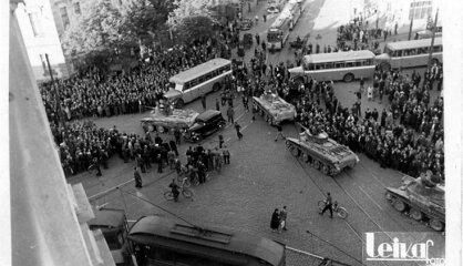 1940. gads: Baltiju okupē PSRS