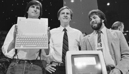 """1984 год: Рождение Apple и TED, на латвийских экранах – """"Малиновое вино"""""""