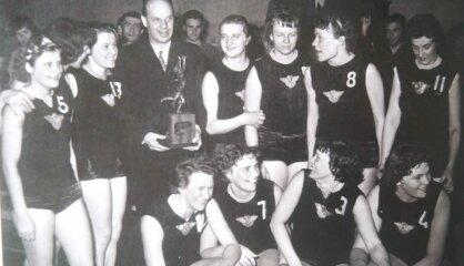 Izcilās komandas: TTT 'zelta meiteņu' 731 diena bez zaudējumiem