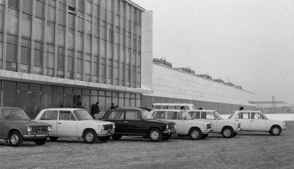"""1966 год: Строят завод """"Жигулей"""", США говорят о независимости Балтии, награждены """"Звуки музыки"""""""