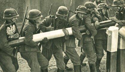 1939 год: Пакт Молотова-Риббентропа, начало Второй мировой