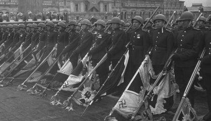 1945 год: Капитуляция Германии, Хиросима и Нагасаки, конец Второй мировой