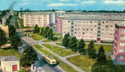 1958 год: Основание NASA, Элвис отправляется в армию, в Риге строят Агенскалнские сосны