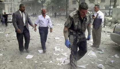 2001. gads: Rīgai 800, Baltija tuvojas NATO, ASV satricina 11. septembra terorakti
