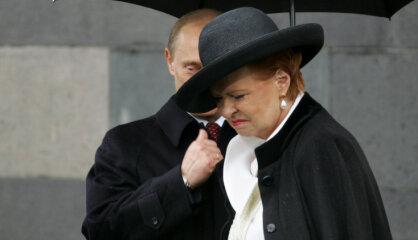 2005 год: Первый прайд в Риге, президент едет в Москву на 9 мая, латвийские гастарбайтеры в Ирландии