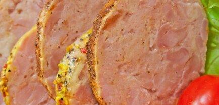Как приготовить домашнюю куриную колбасу с сыром