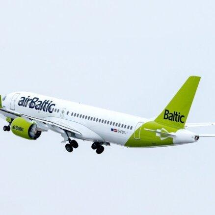 EK apstiprina 'airBaltic' pamatkapitāla palielināšanu par summu līdz 250 miljoniem