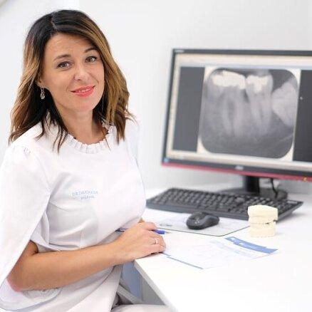 Врач-стоматолог Дарья Кисе: