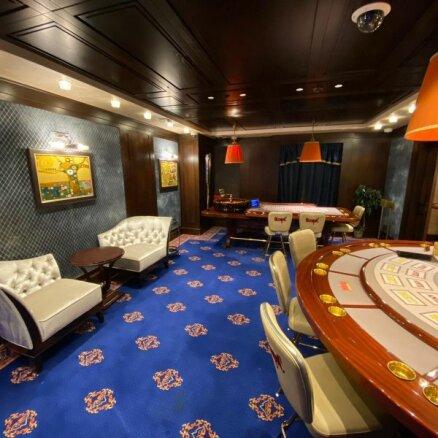 'Olympic Casino Latvia', ieguldot vairāk nekā 0,5 miljonus eiro, atvēris divus kazino Rīgas viesnīcās