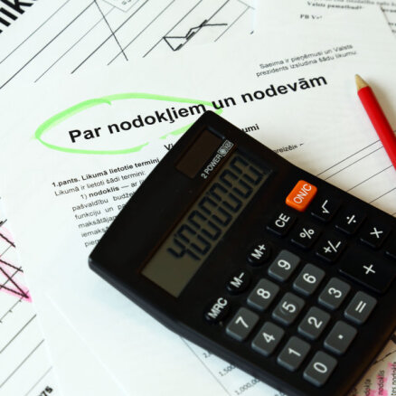 Konsolidētā kopbudžeta ieņēmumi šā gada septiņos mēnešos – 7,17 miljardi eiro