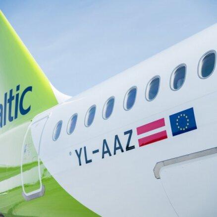 'airBaltic' ievieš automātisku Covid-19 ceļošanas dokumentu pārbaudi