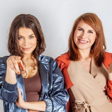Beta Beidz un Sanda Dejus vadīs jaunu LTV šovu 'Ko tu proti, Latvija?'