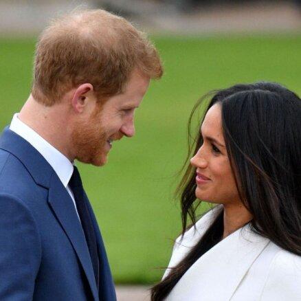 Prinča Harija meita oficiāli iekļauta karaliskajā pēctecības rindā