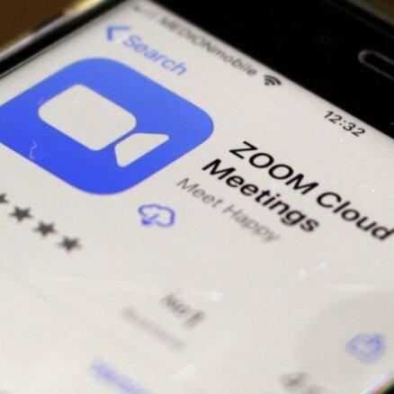'Zoom' piekrīt samaksāt 86 miljonus privātuma pārkāpumu prāvas izbeigšanai