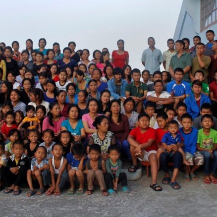 94 bērni no 39 sievām – miris pasaulē kuplākās ģimenes tēvs