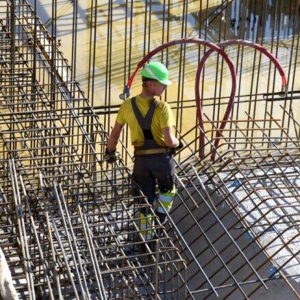 Pētījums: Būvniecības nozares pārkaršanas riski pieaug, tomēr tie ir mazāki nekā 2006.gadā