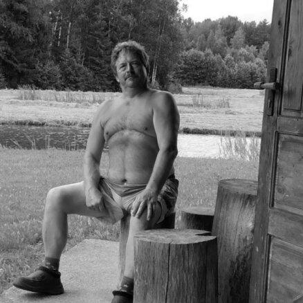 60 gadu vecumā miris TV šovu veterāns, Balvu vecpuisis Gunārs