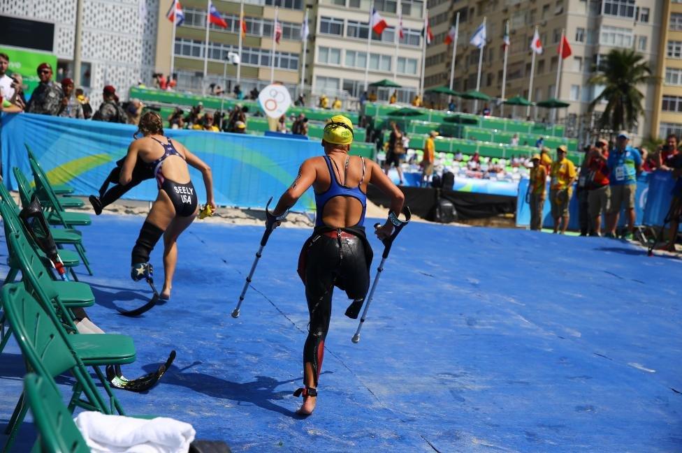 20 эмоциональных фото с Паралимпийских игр в Рио, на которые очень тяжело смотреть