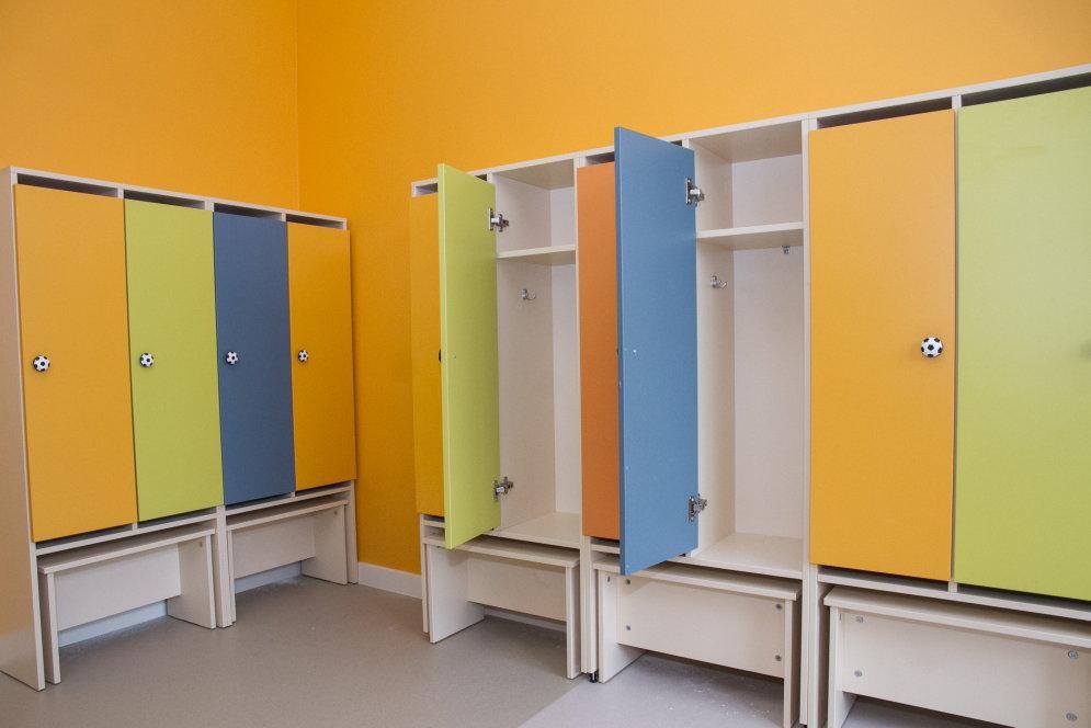 """В Иманте — новый детский сад """"Курземе"""" на 252 ребенка (и вот как он выглядит)"""