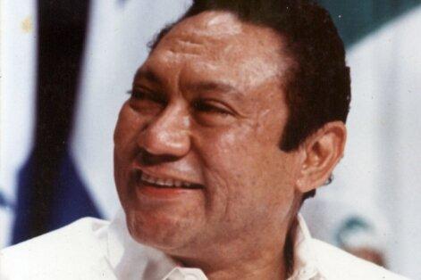 Умер бывший диктатор Панамы Мануэль Норьега