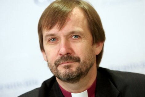 Rubenis nejuta motivāciju diskutēt un atstāja mācītāja amatu, atklāj arhibīskaps Vanags