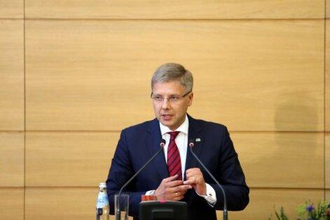 Ušakovs pieļauj Rīgas domes opozīcijas partiju līderu maiņu pēc Saeimas vēlēšanām