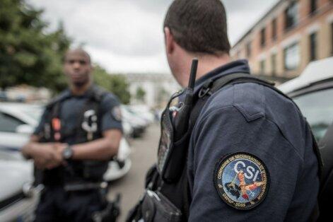 Во Франции в ходе антитеррористической операции задержаны два человека