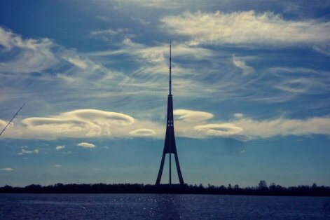Pirmdien Latvijā saglabāsies silts un saulains laiks