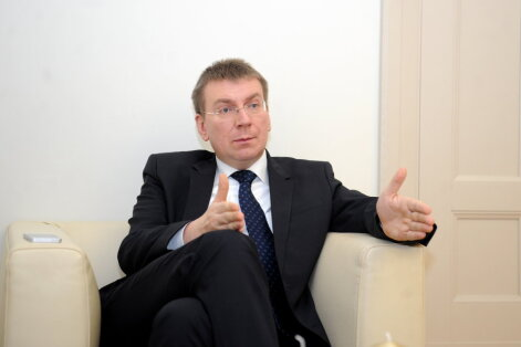 Baltijai un ASV jāsadarbojas drošības un aizsardzības jomā, mudina Rinkēvičs