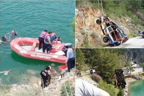 В Турции во время экскурсии на внедорожнике погибли трое литовцев