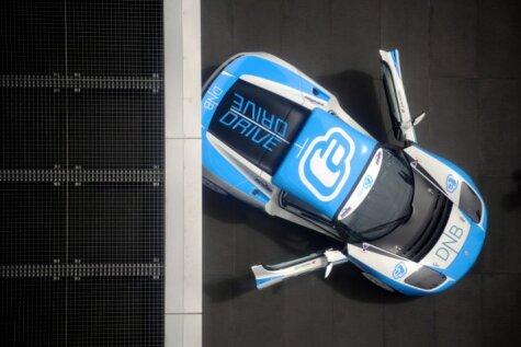 Латвийская Drive eO сделала новый спорткар для Pikes Peak